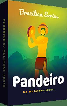 Brazilian Series: Pandeiro