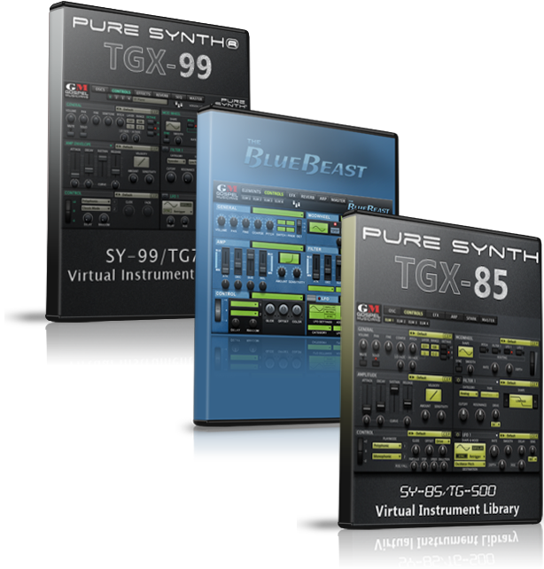 "77% off ""Synth Bundle"" by Gospel Musicians"