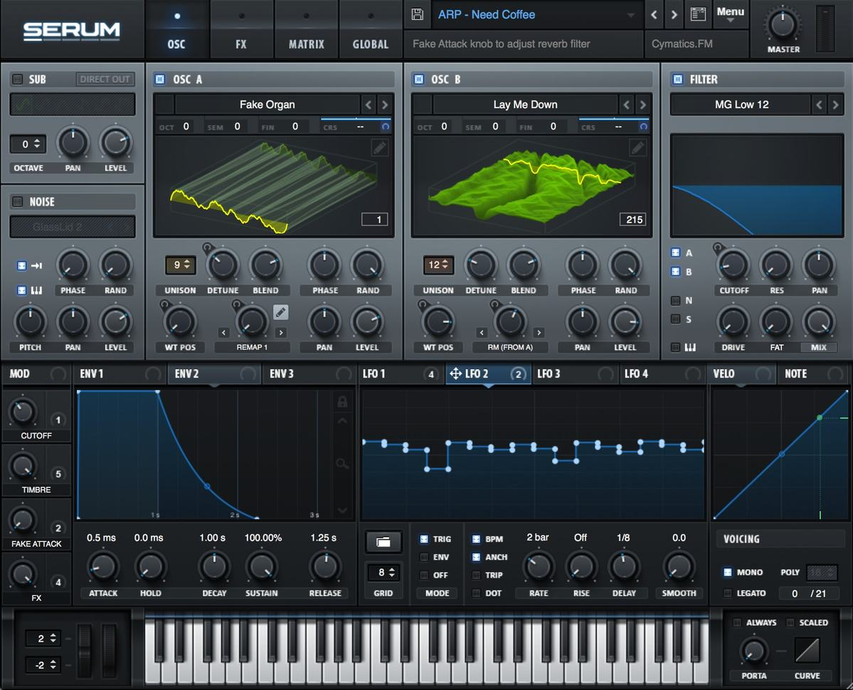 "84% off ""Serum Course Bundle"" by ADSR Sounds"