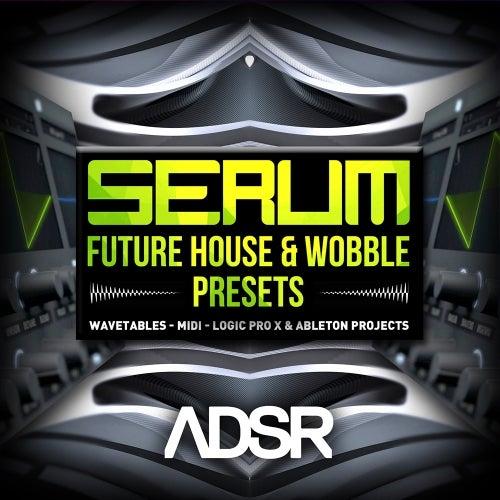 "84% off ""Serum Course Bundle"" by ADSR Sounds"