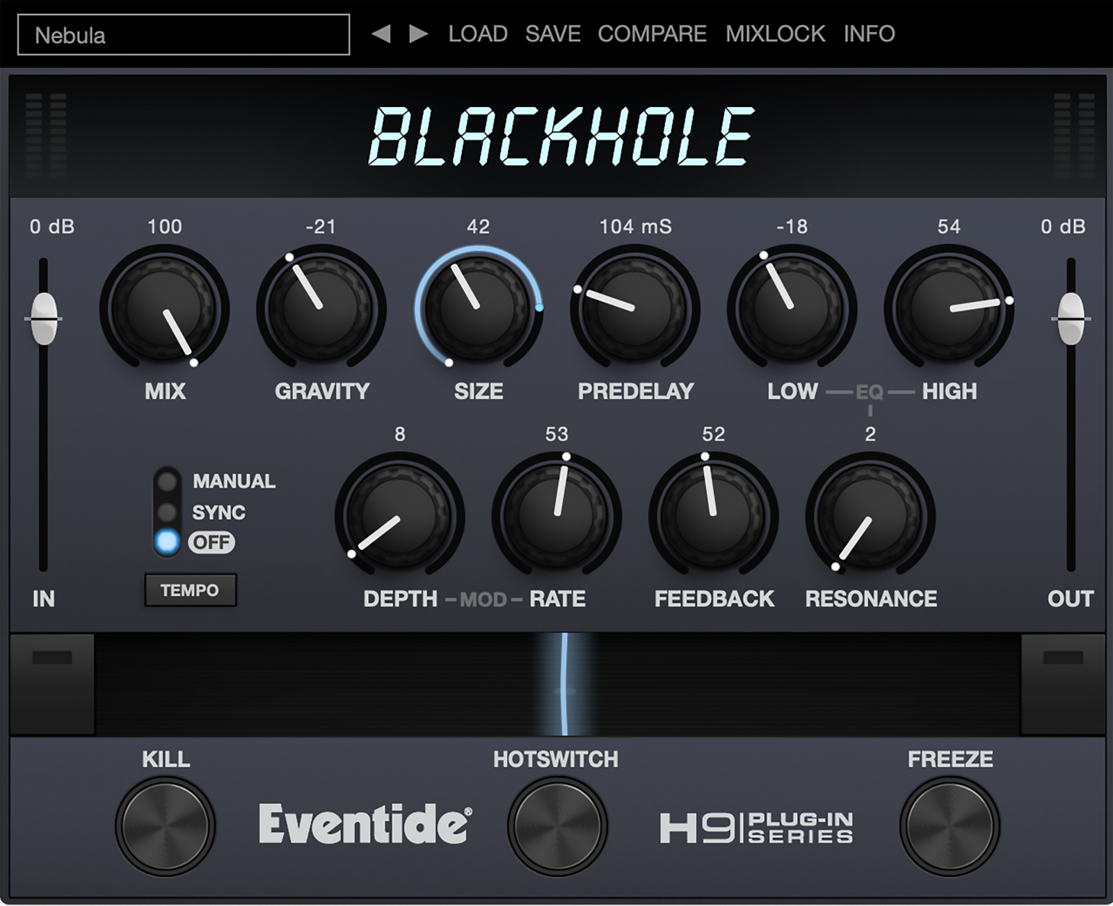 """75% off """"Blackhole"""" by Eventide"""