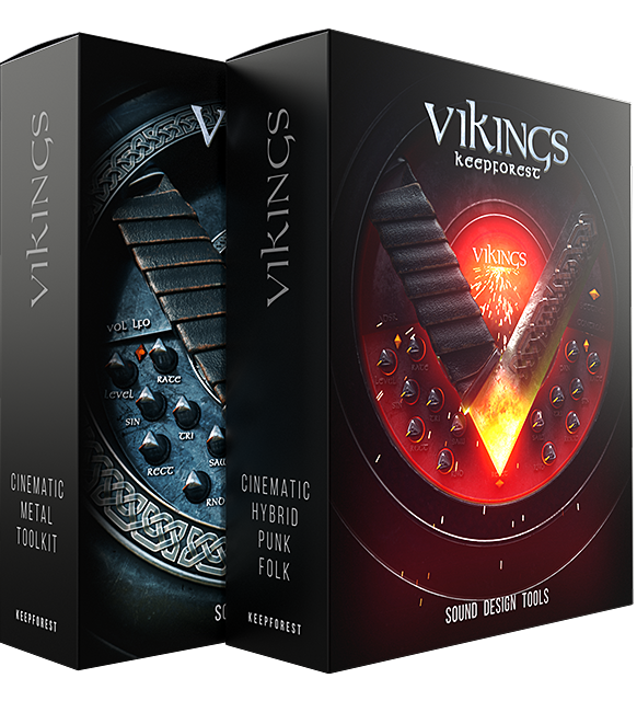 "67% off ""Vikings Bundle"" by Keep Forest"