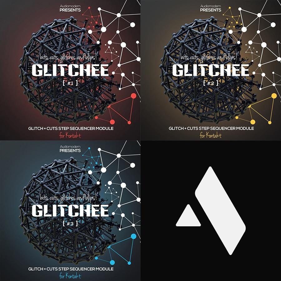 "79% off ""Glitchee Bundle"" by Audiomodern"