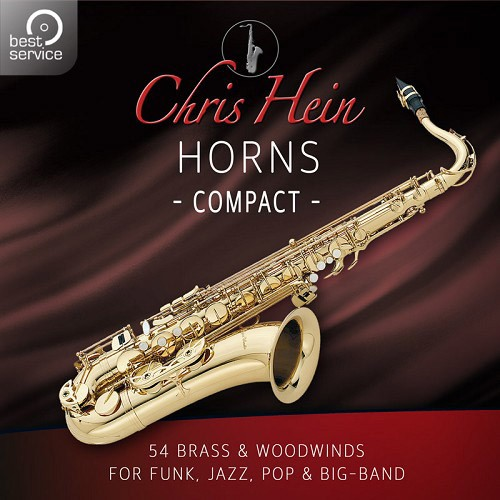"50% off ""Chris Hein Horns Compact V2"" by Best Service"