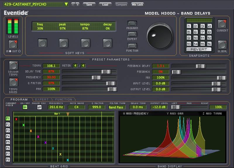 """75% off """"H3000 Band Delays"""" by Eventide"""