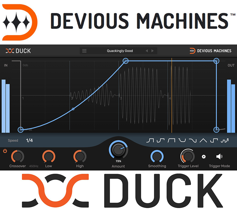 "61% off ""Duck"" by Devious Machines"