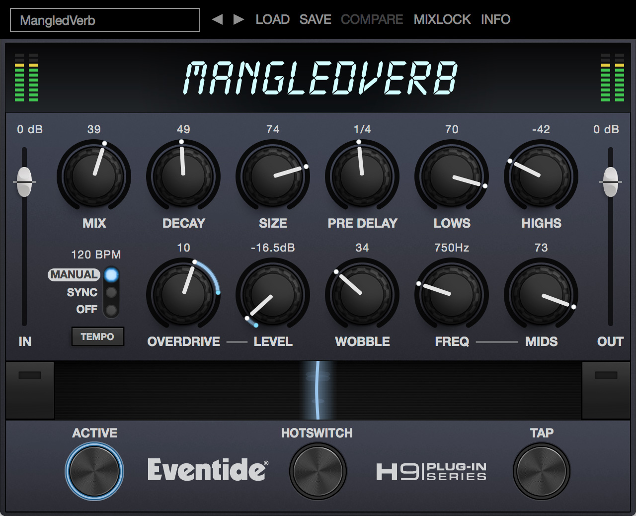 "71% off ""MangledVerb"" by Eventide"