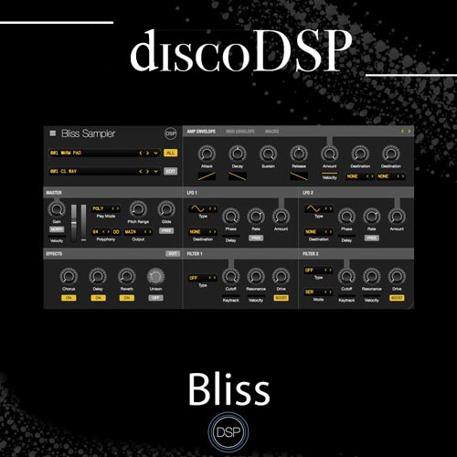 "62% off ""Bliss"" by discoDSP"