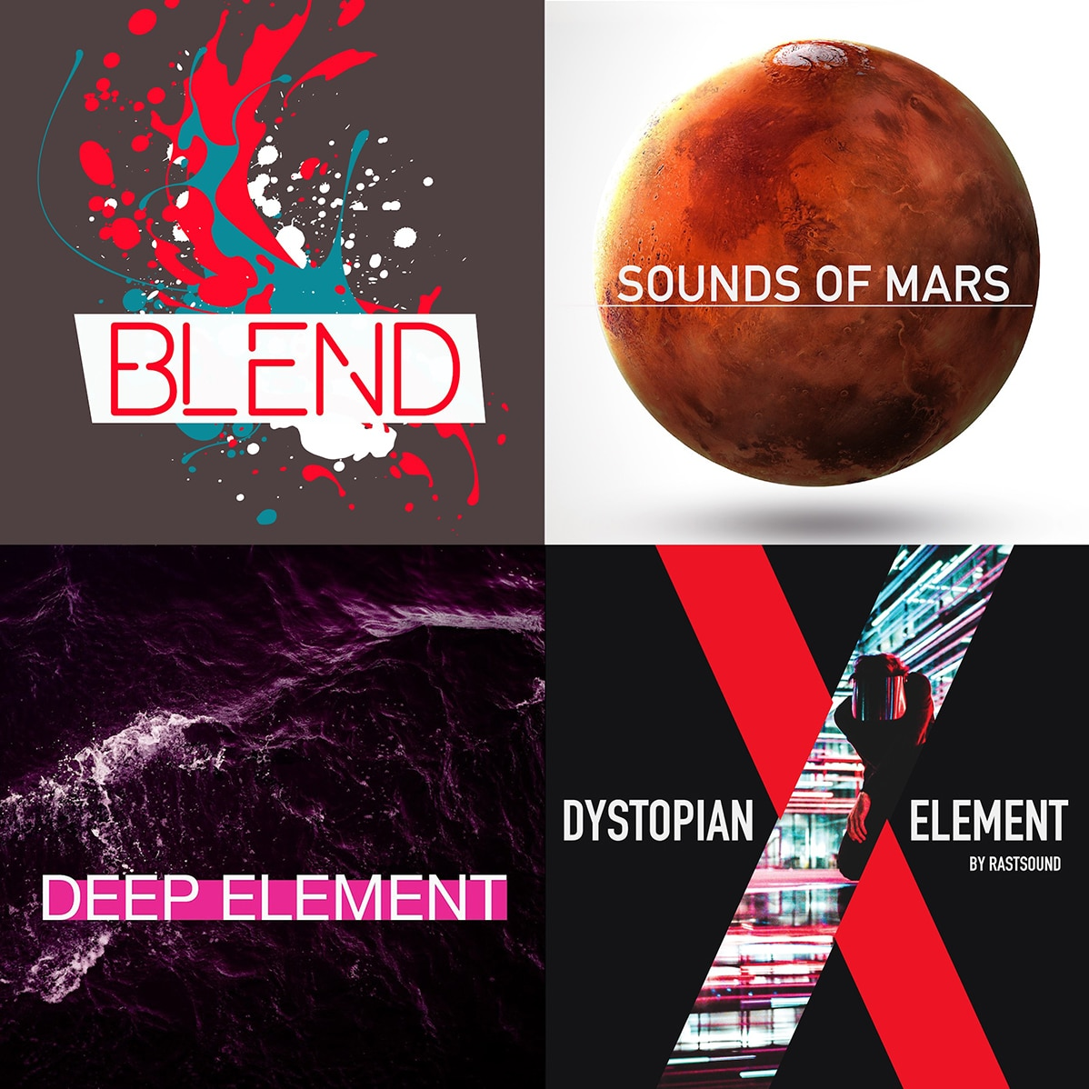 "70% off ""Creators Collection Bundle"" by Rast Sound"