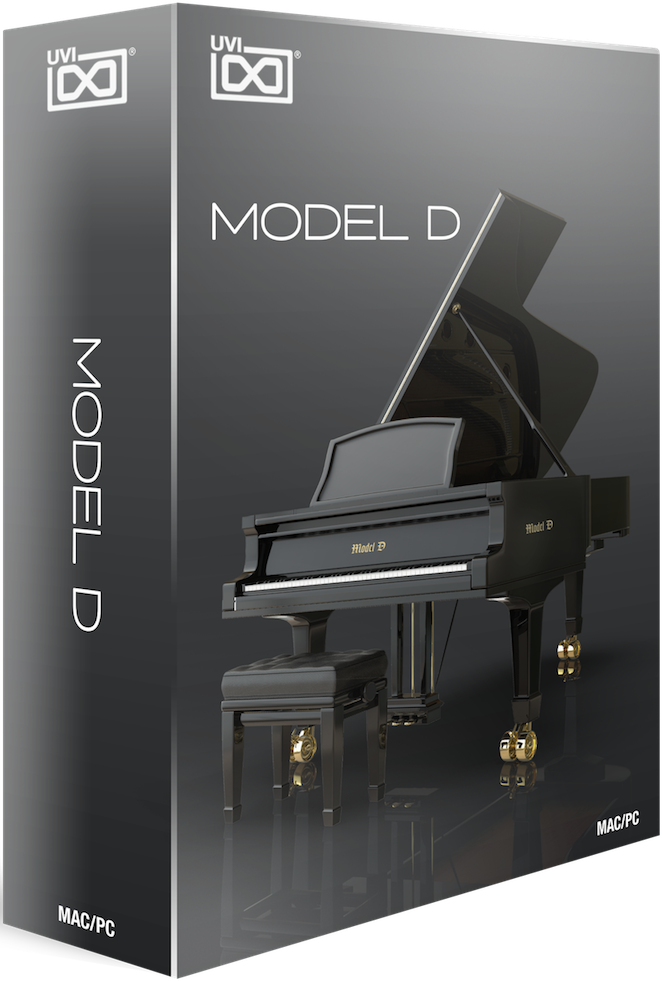 "60% off ""Grand Piano Model D"" by UVI"