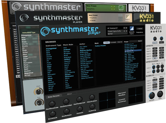 "70% off ""SynthMaster Player"" by KV331 Audio"