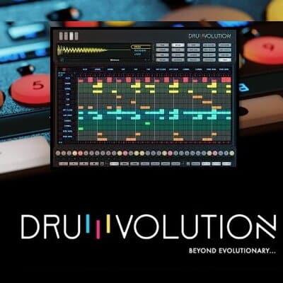"""60% off """"Drumvolution"""" by Wave Alchemy"""