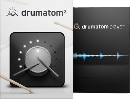 """74% off """"drumatom2"""" by Accusonus"""