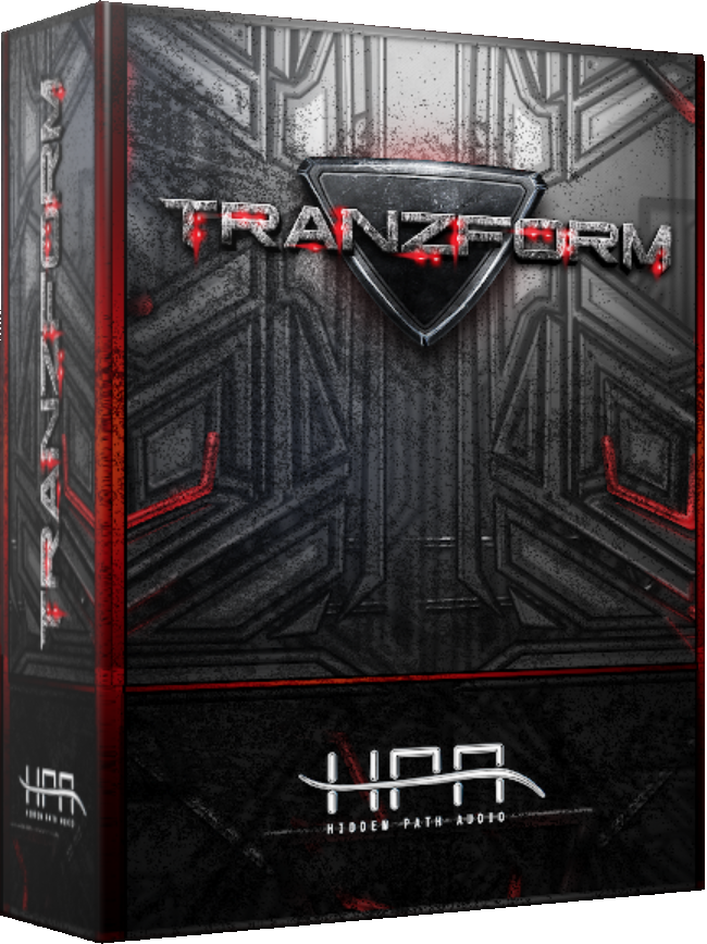 "70% off ""Tranzform"" by Hidden Path Audio"