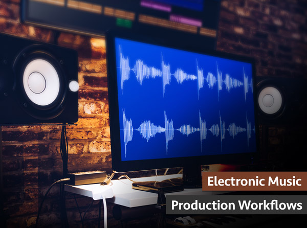 "67% off ""Electronic Music Production Workflows"" Course by Groove3"