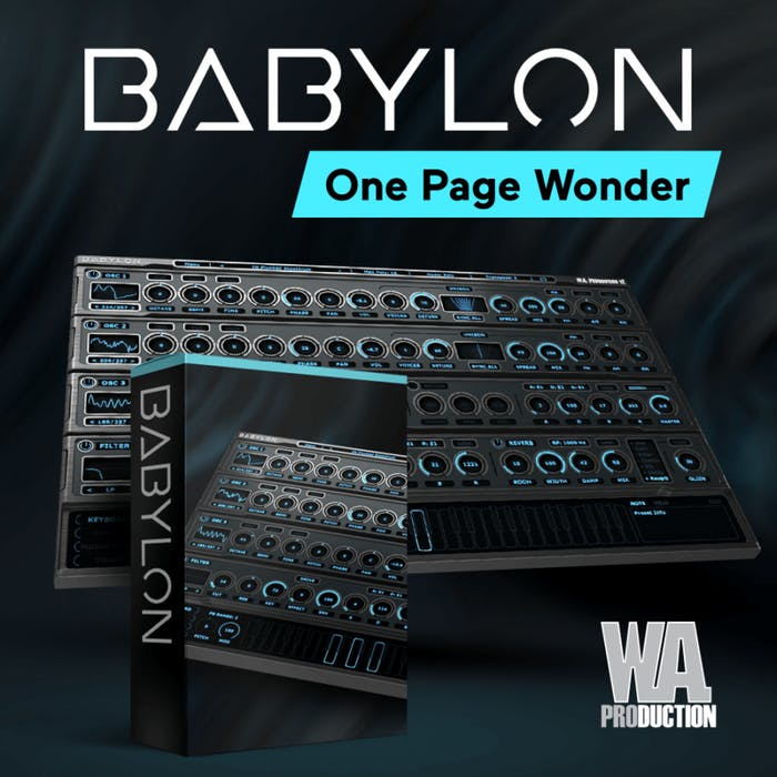 "70% off ""Babylon"" by W.A. Production"