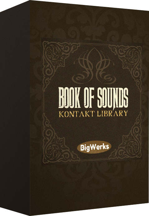 """Book Of Sounds"" by BigWerks"