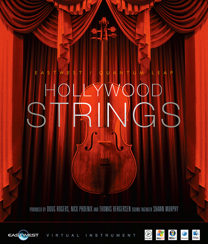 "60% off ""Hollywood Strings (Gold Edition)"" by EastWest/Quantum Leap"
