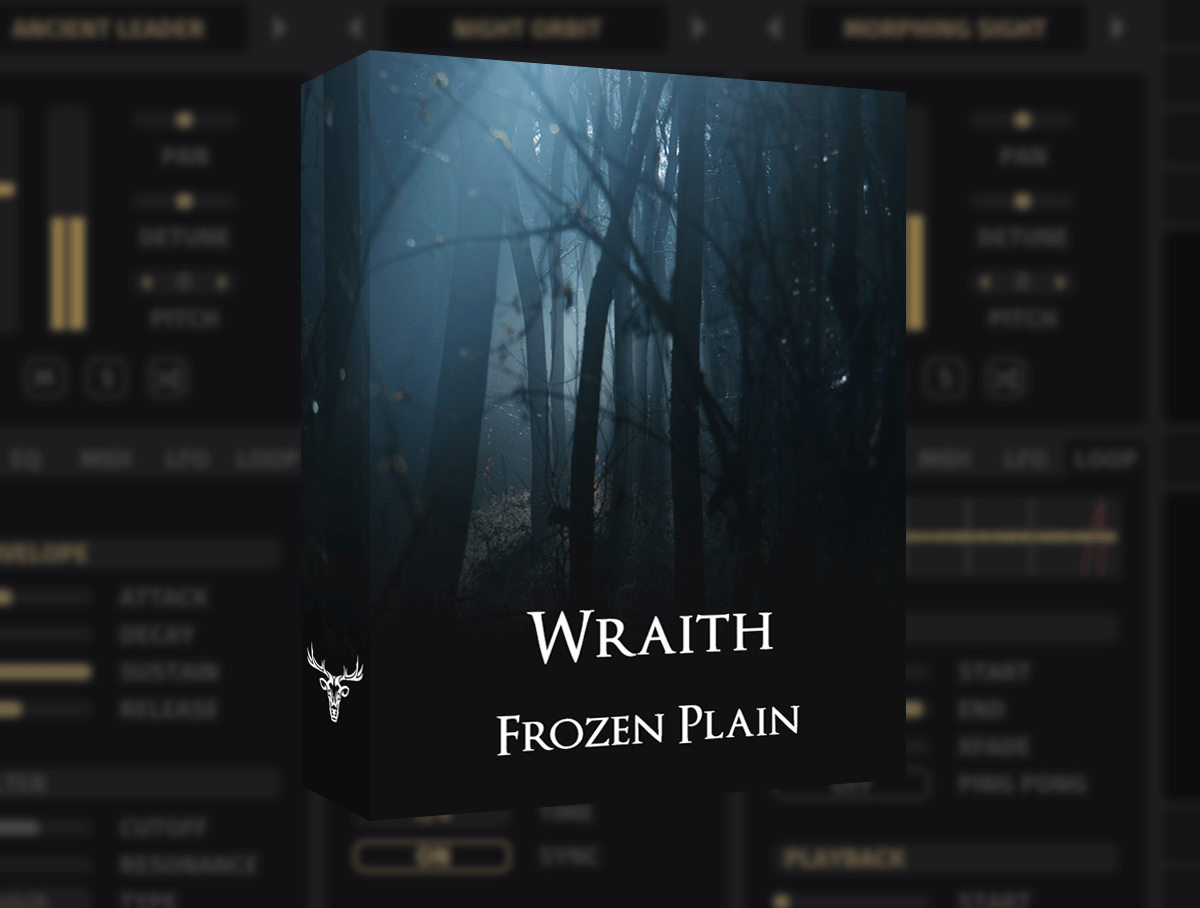 "46% off ""Wraith"" by Frozen Plain"