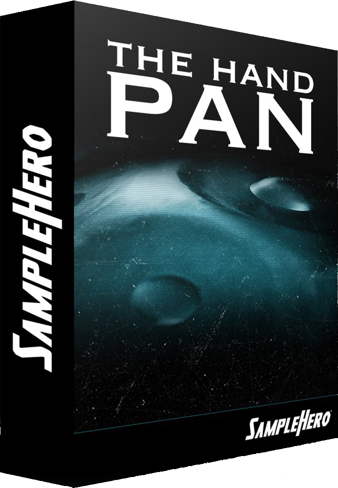 "61% off ""The Hand Pan!"" by SampleHero"