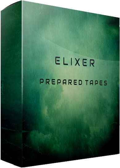 "65% off ""Elixer – Prepared Tape"" by Beautiful Void Audio"