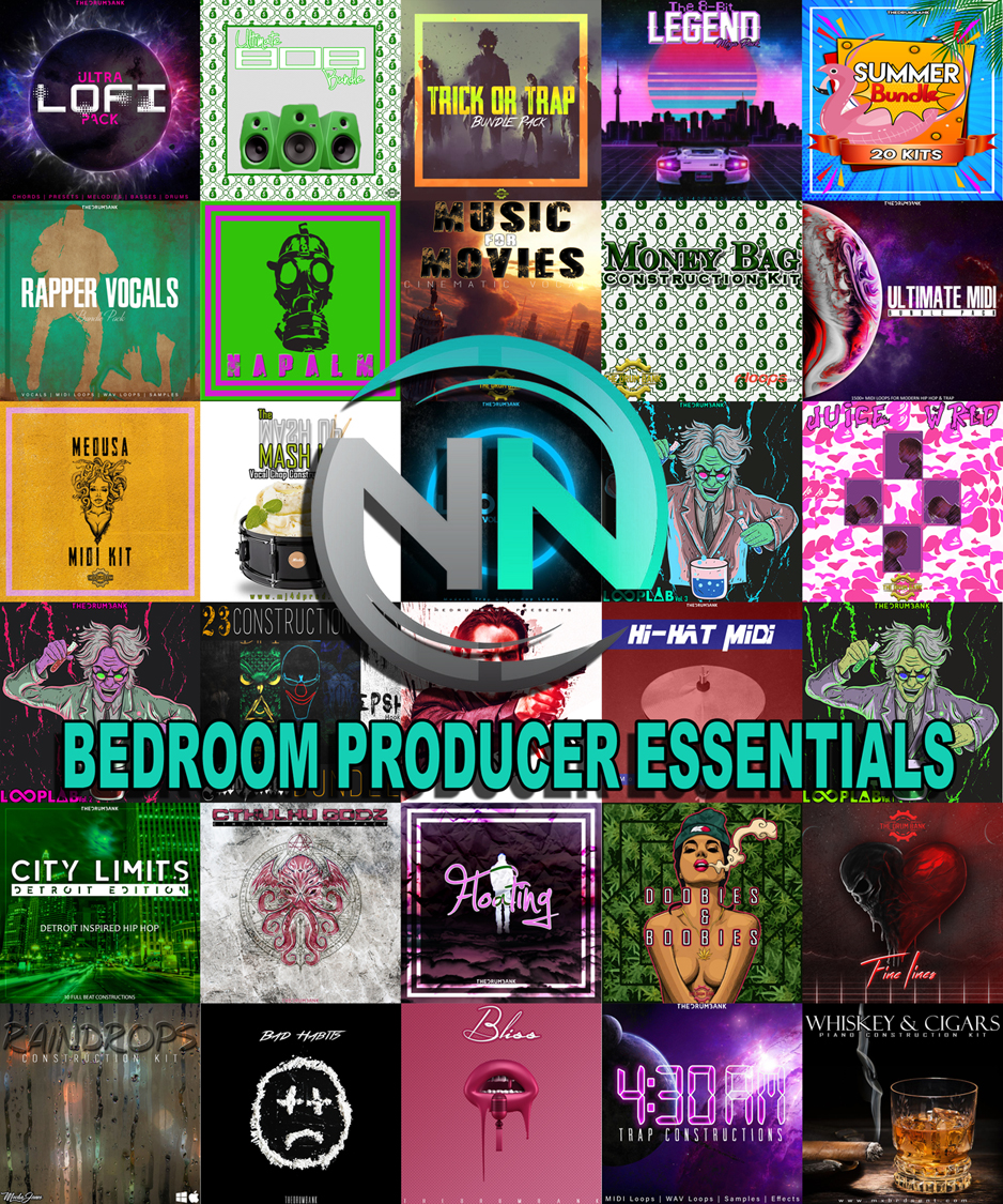 "95% off ""Bedroom Producer Essentials"" by New Nation LLC"