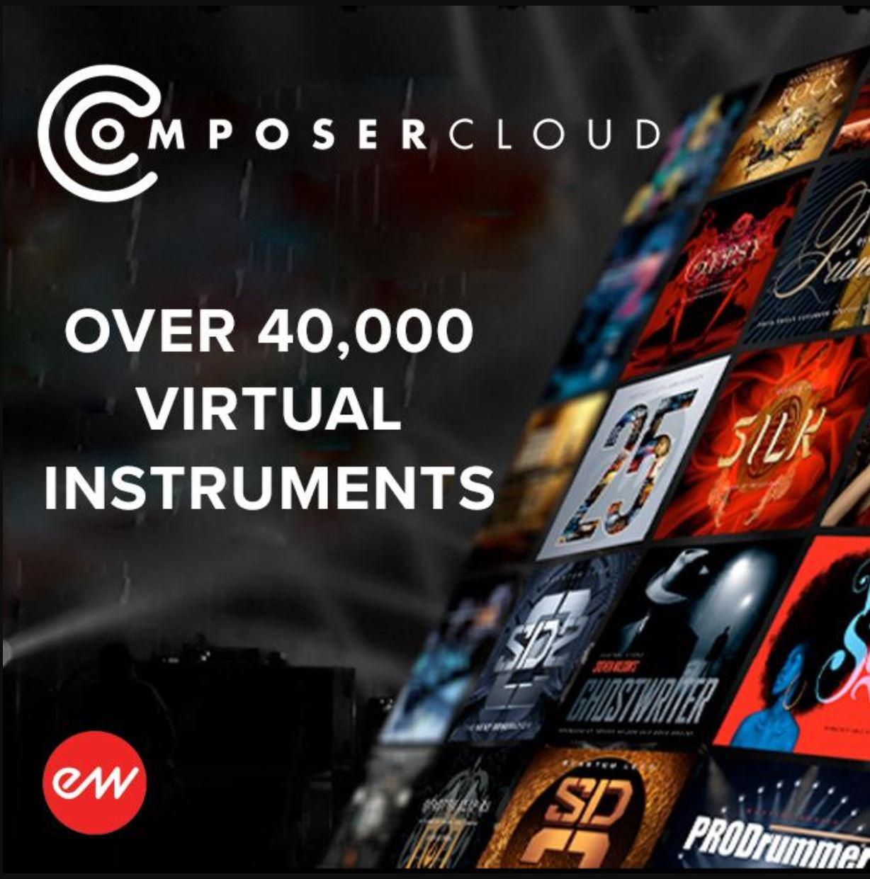"45% off ""ComposerCloud X"" by EastWest"
