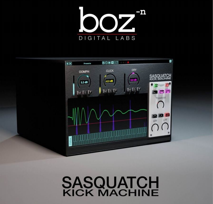 "70% off ""Sasquatch Kick Machine 2"" by Boz Digital Labs"