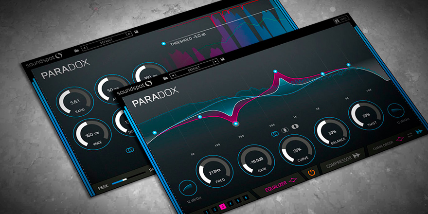 "80% off ""Paradox"" by SoundSpot"
