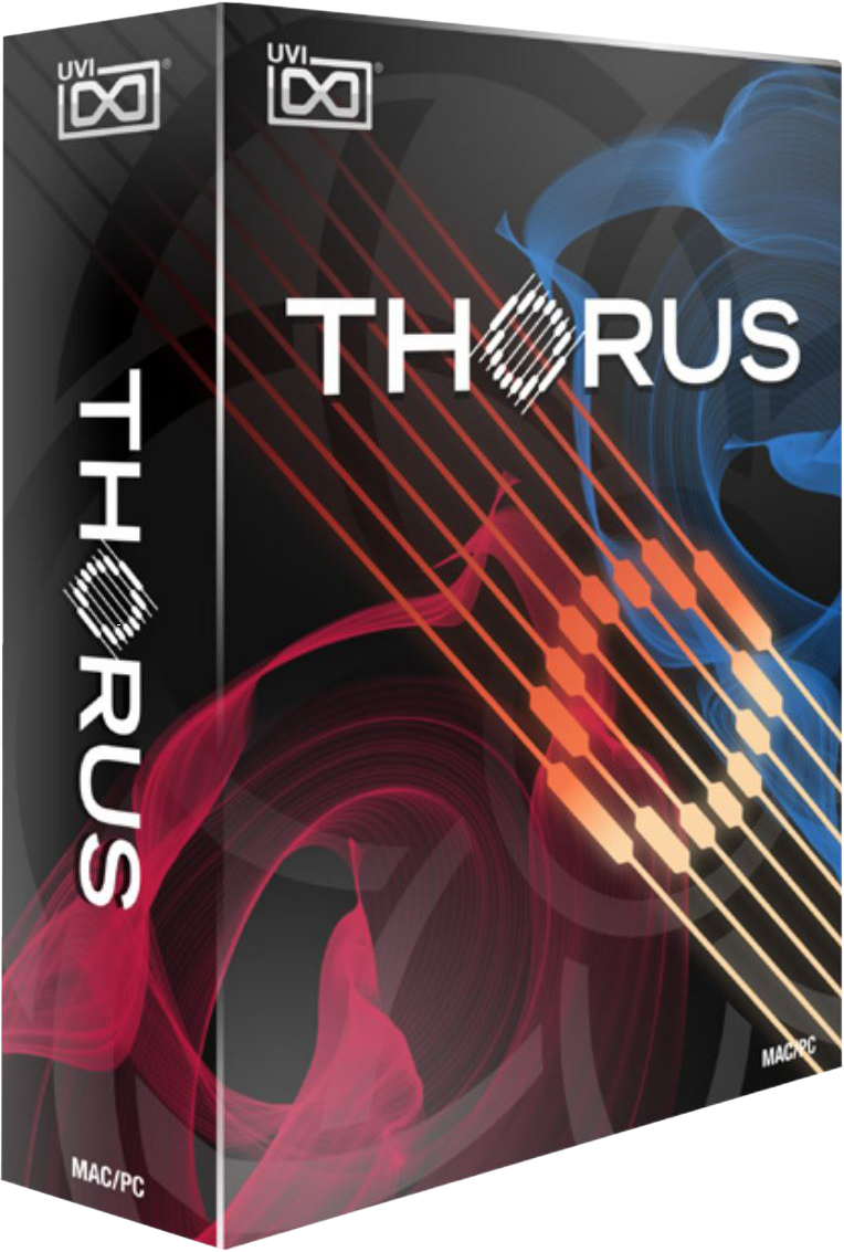 "38% off ""Thorus"" by UVI"