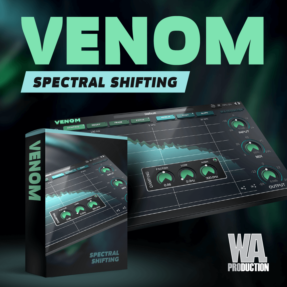"83% off ""Venom"" by W.A. Production"