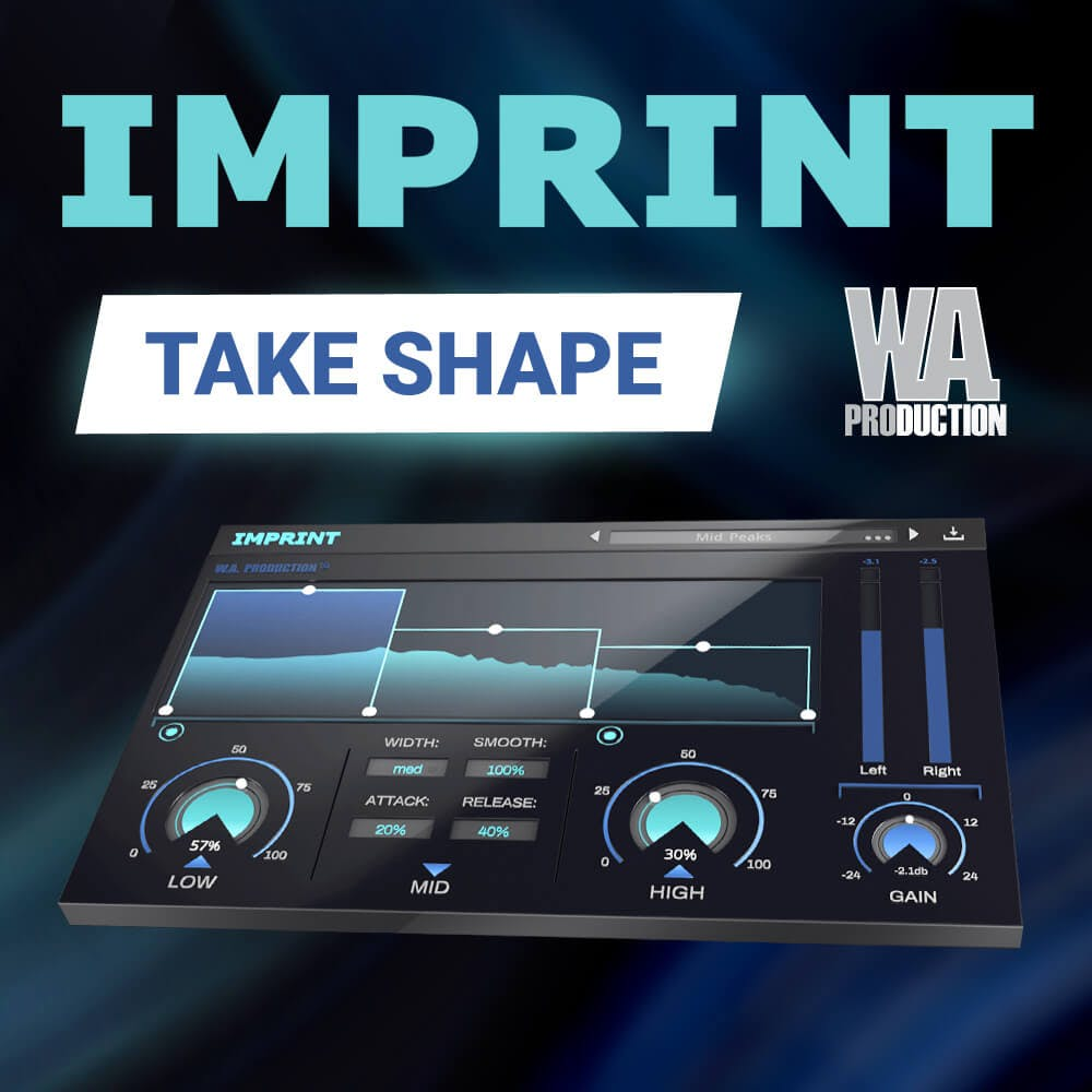 "75% off ""Imprint"" by W.A. Production"