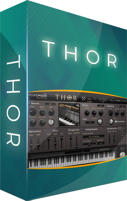 "70% off ""Thor"" by Sound Magic"