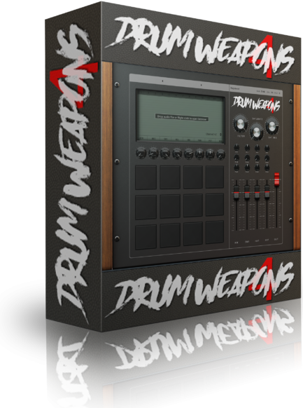 "77% off ""Drum Weapons 4 VST"" by Music Weapons"