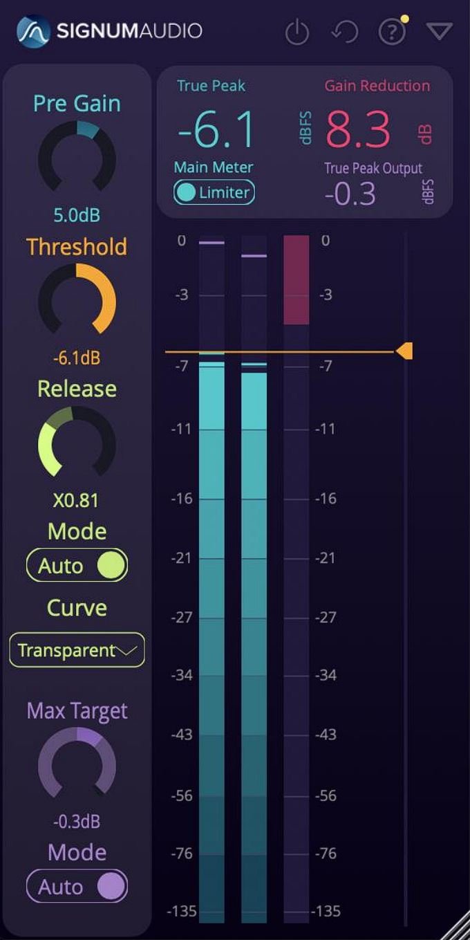 """72% off """"Bute Limiter 2 (Stereo)"""" by Signum Audio"""