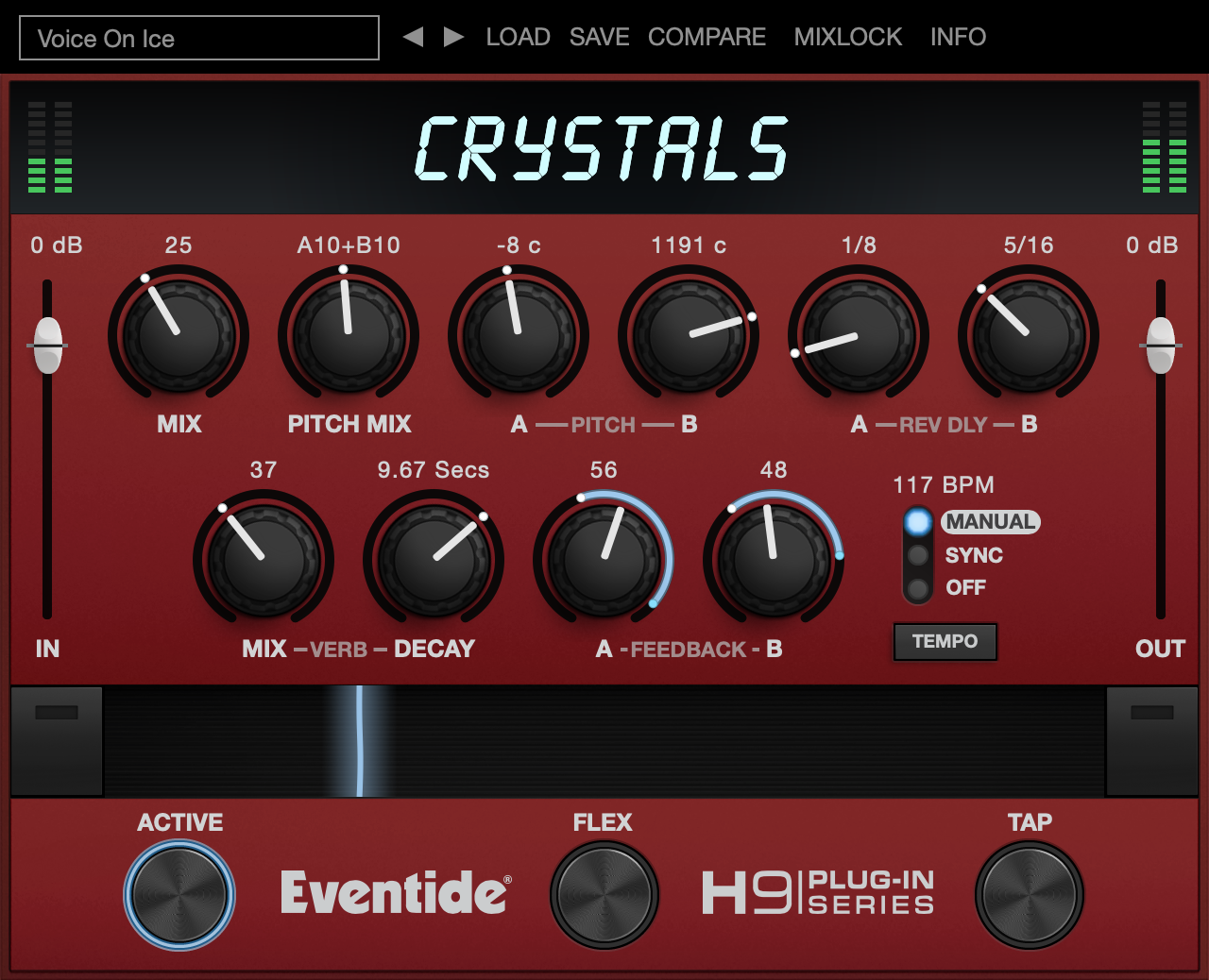 """60% off """"Crystals"""" by Eventide"""