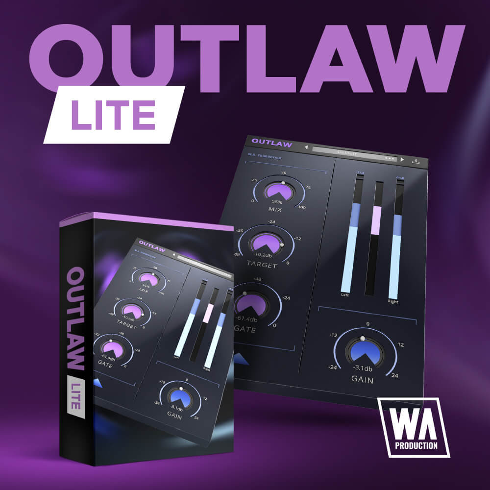"""FREE! """"Outlaw: Lite Version"""" by W.A. Production"""