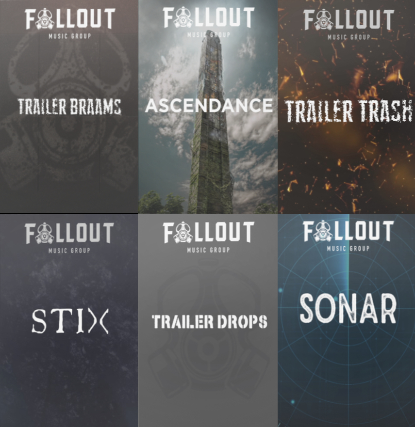 """78% off """"Anniversary Bundle"""" by Fallout Music"""