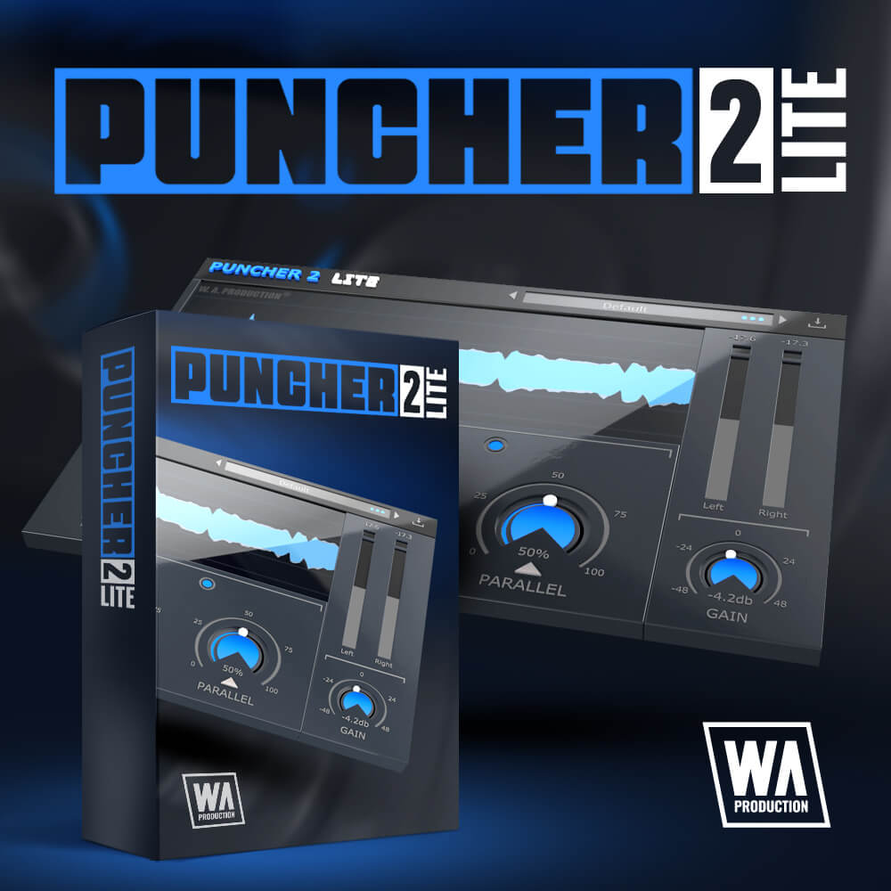 """FREE! """"Puncher: Lite Version"""" by W.A. Production"""