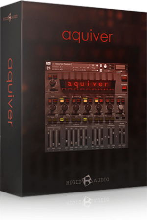 "95% off ""Aquiver"" by Rigid Audio"