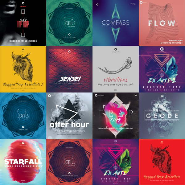"""91% off """"Sample Pack Bundle"""" by Asonic"""