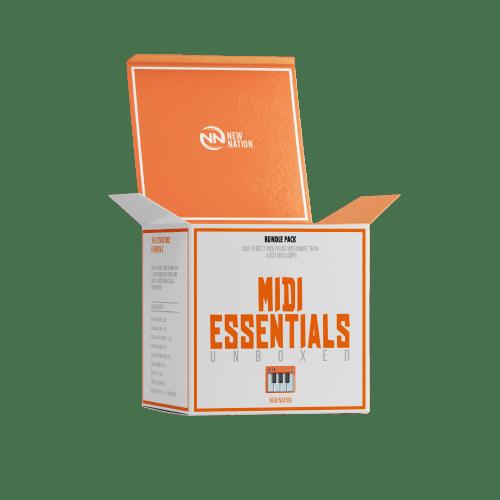 """89% off """"MIDI Essentials Bundle"""" by New Nation LLC"""