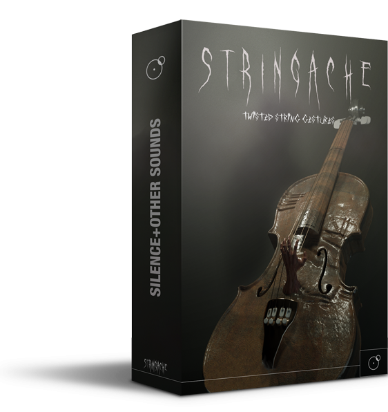"68% off ""Stringache"" by Silence+Other Sounds (Kontakt & WAV)"