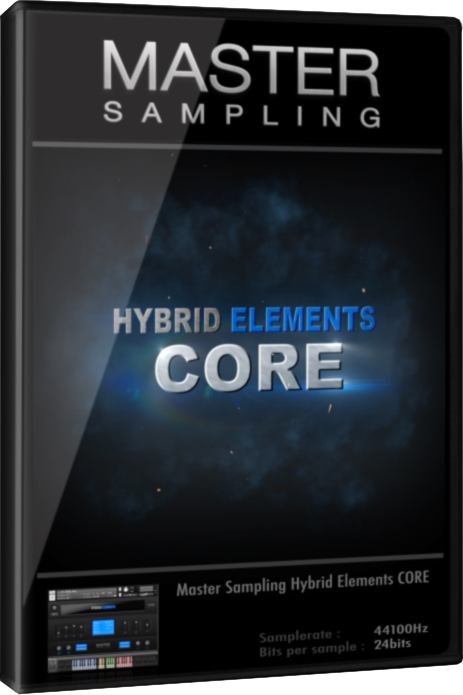 """91% off """"Hybrid Elements CORE"""" by Master Sampling"""