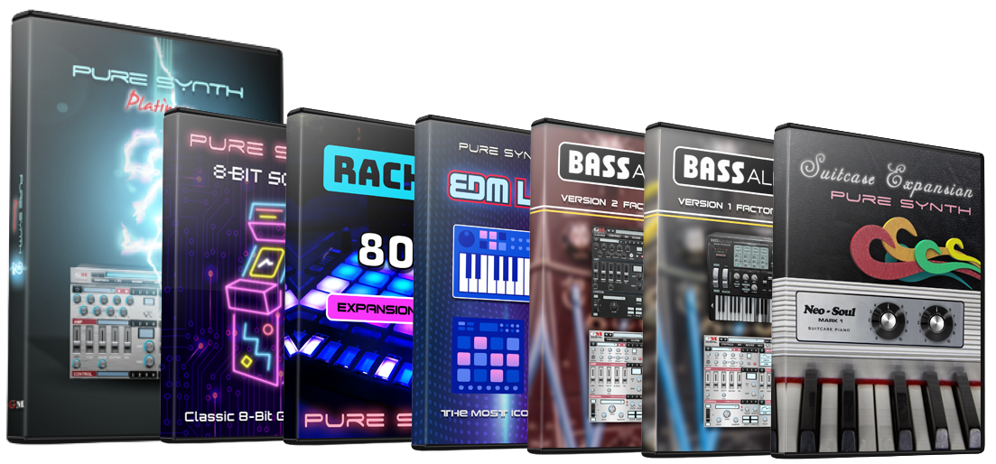 "70% off ""Pure Synth Platinum Bundle"" by Gospel Musicians"