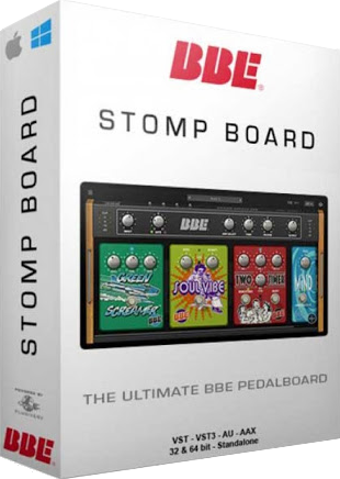 "85% off ""Stomp Board"" by BBE Sound"