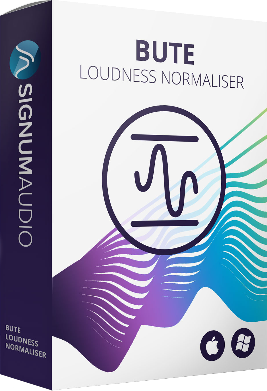 "60% off ""Bute Loudness Normaliser (Stereo)"" by Signum Audio"