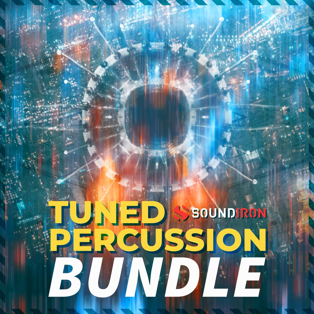 "73% off ""Tuned Percussion Bundle"" by Soundiron"