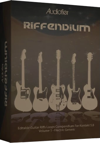 "74% off ""Riffendium Volume 1"" by Audiofier"