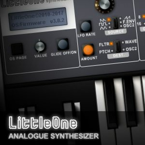 """72% off """"LittleOne Synth"""" by Xhun Audio"""